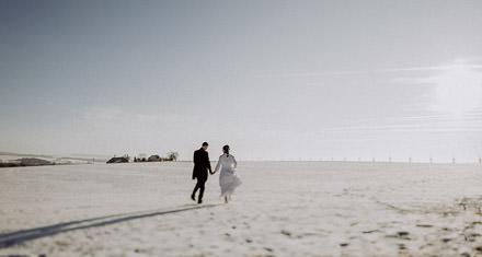 Heiraten im Winter – Ideen für die Winterhochzeit