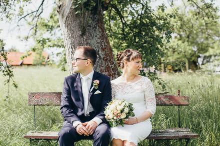 Hochzeit auf Schloss Beichlingen bei Sömmerda ♥ Ulrike & Tobias