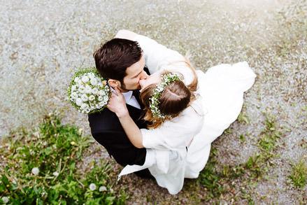 Hochzeit in Meiningen auf Schloss Elisabethenburg ♥ Nicole + Michael
