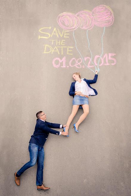 Engagement Shooting als Vorbereitung auf die Hochzeit • Sandra + Florian