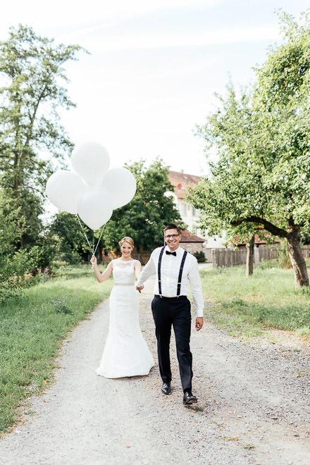 Hochzeit in Bad Neustadt a.d. Saale • Sandra + Florian