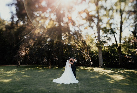 Hochzeit in der Alten Orangerie Rosenau bei Coburg