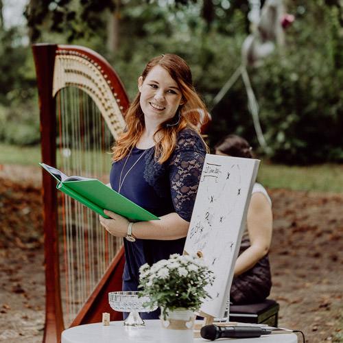 Interview mit der freien Traurednerin Karoline Großmann aus Erfurt